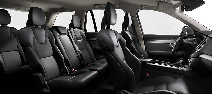 Leather/T-Tec Charcoal in Charcoal interior (RD00)