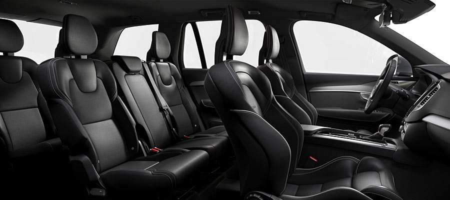 Nappa Leather Charcoal in Charcoal interior (RC0R)