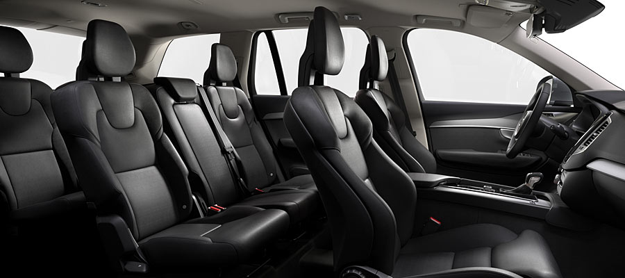 Leather Charcoal in Charcoal interior (RA00)