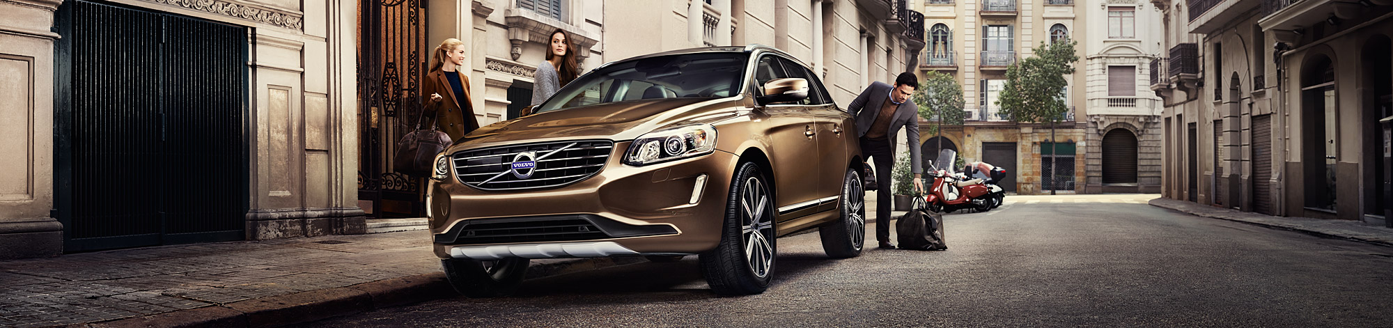 Benefits of buying a Volvo with Autovillage