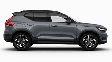 2020 XC40 T5 AWD R-Design Geartronic